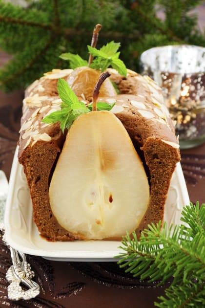 ricetta plumcake alle pere e cioccolato