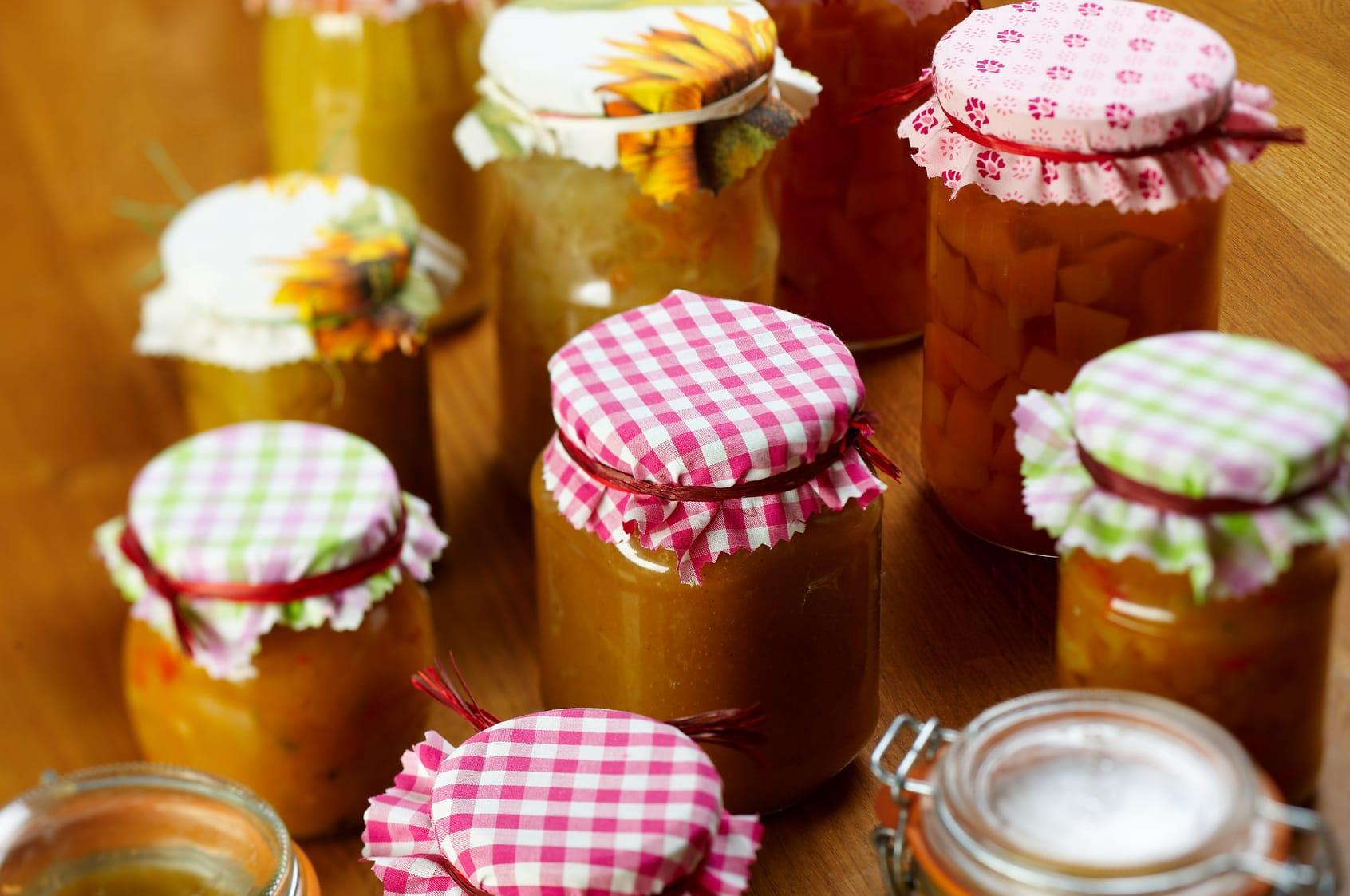 Marmellate fatte in casa: le migliori ricette