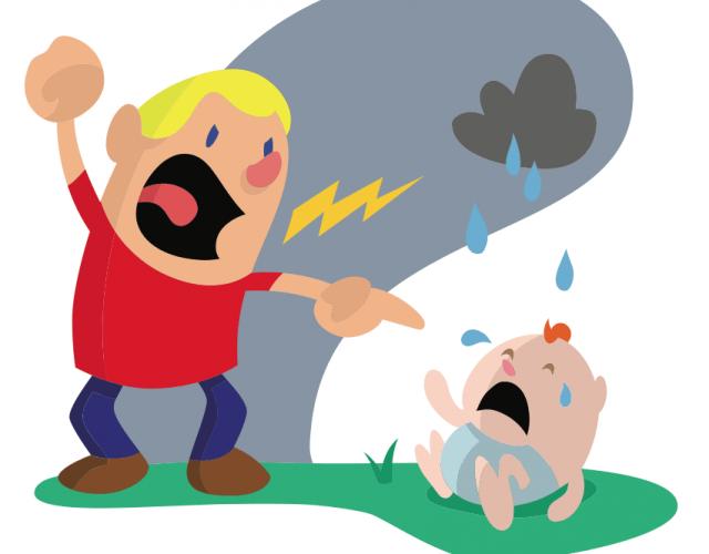 Educare senza urlare. La rabbia non serve