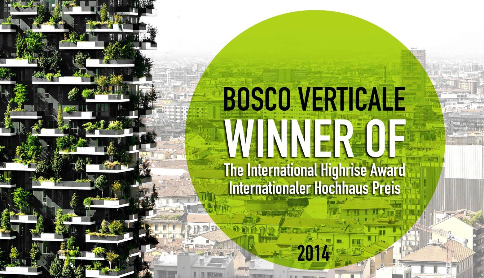 Il grattacielo pi bello del mondo il bosco verticale di for Bosco verticale architetto