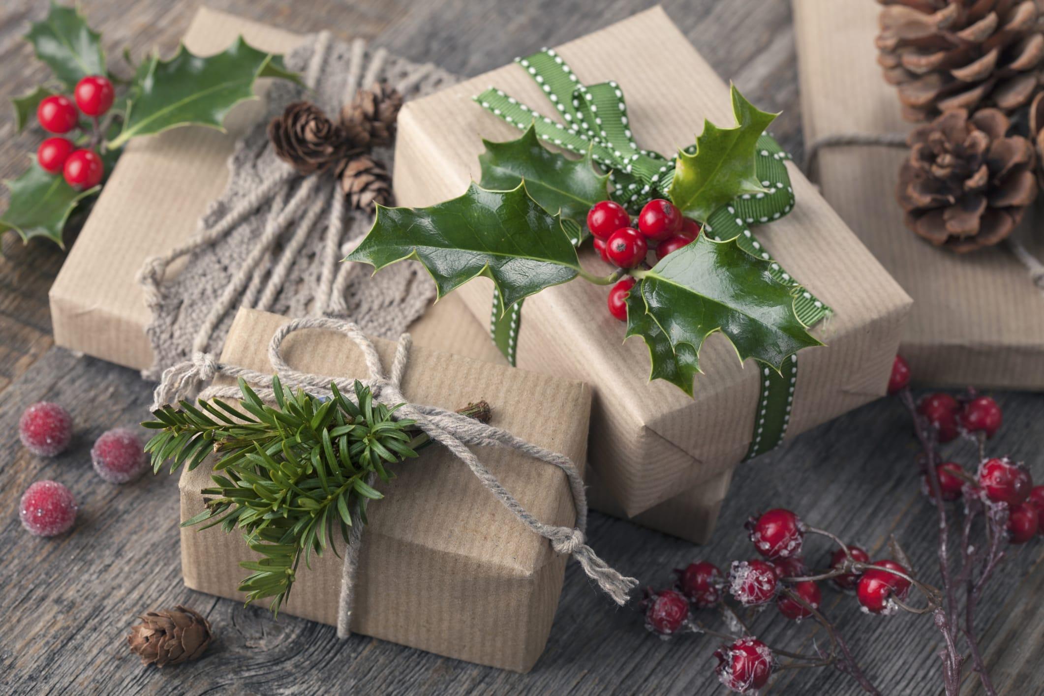 Super Carta regalo fai da te | Foto - Non sprecare JD39