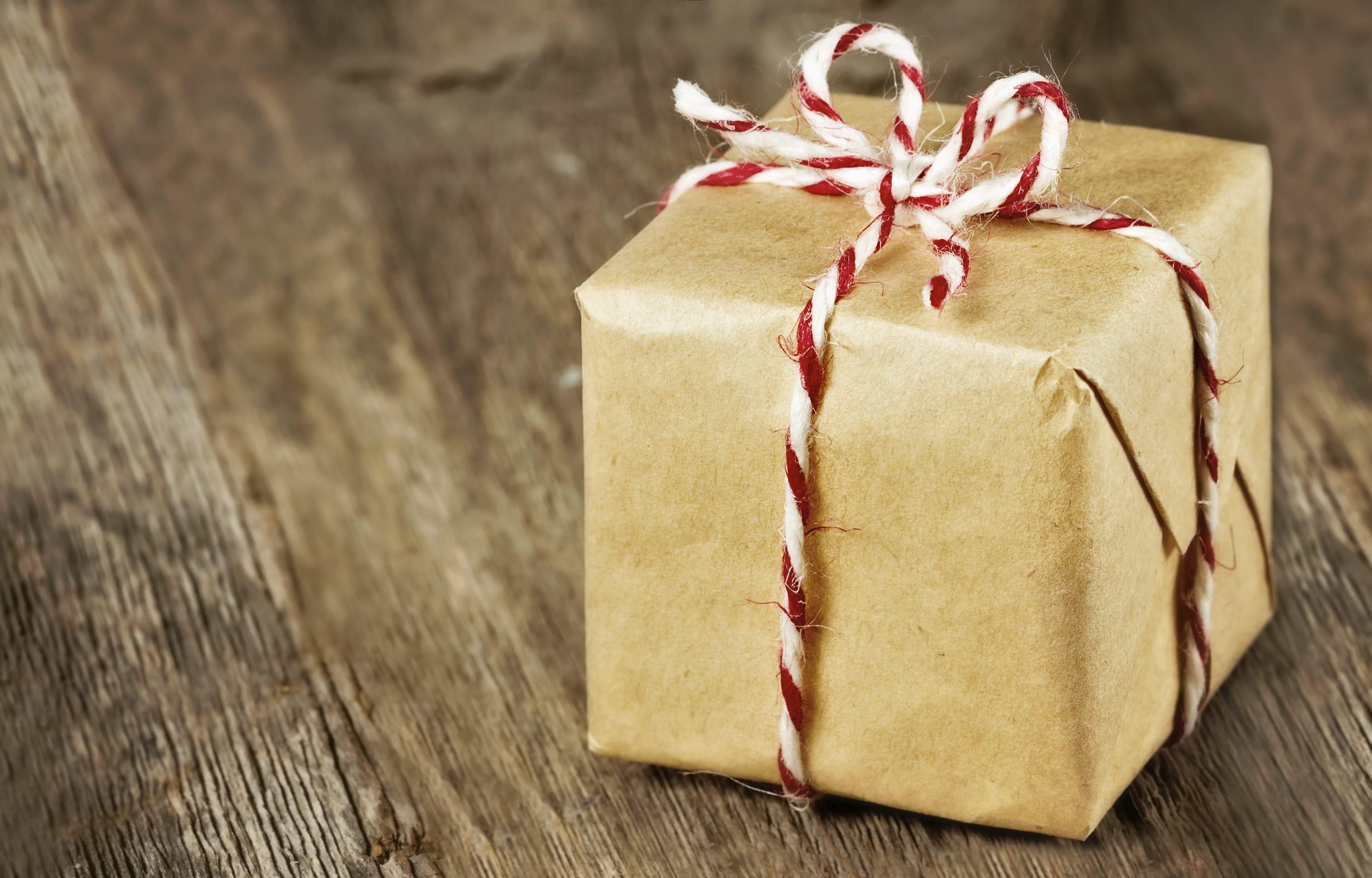 Super Carta regalo fai da te | Foto - Non sprecare IT16