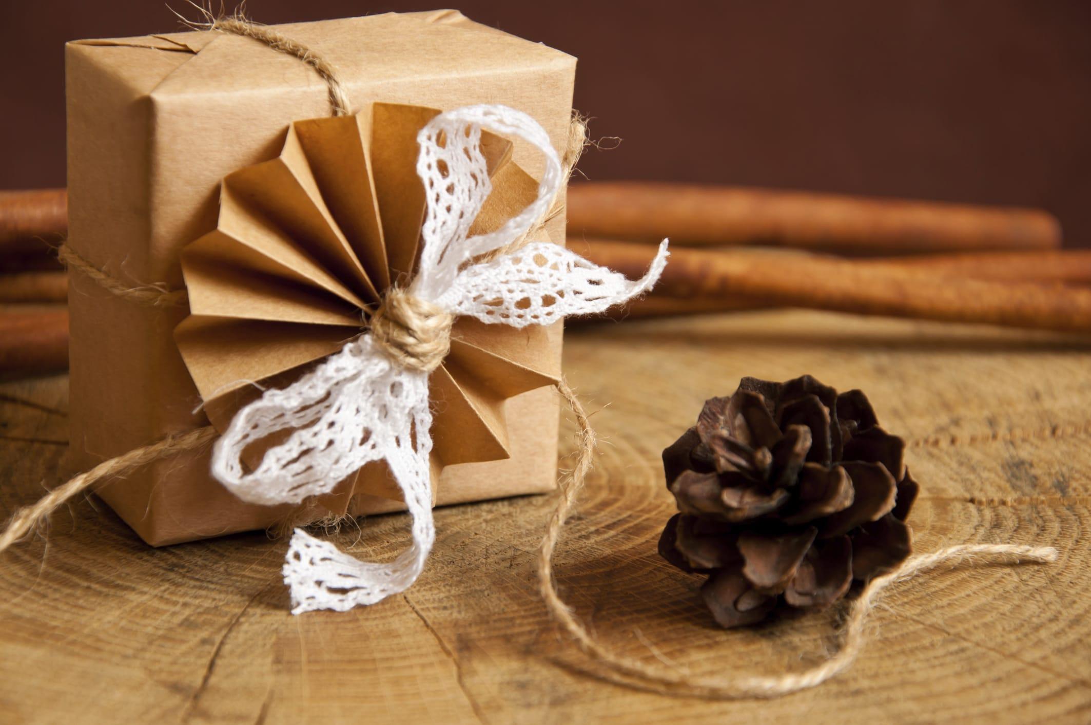 Carta regalo fai da te foto non sprecare - Pacchetti natalizi fai da te ...
