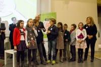 La premiazione della scuola Principe di Piemonte