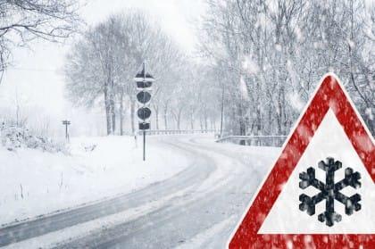 guida sicura inverno