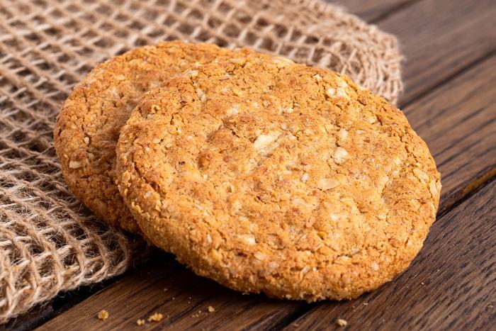 biscotti ai cereali fatti in casa