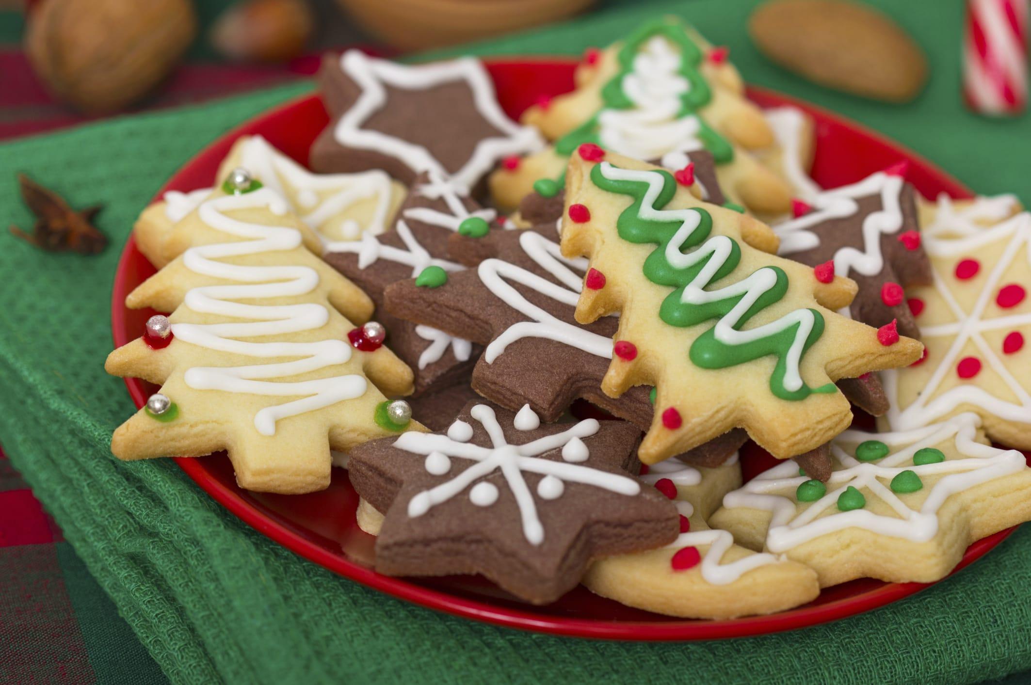 ricetta biscotti natalizi con glassa: un'idea gustosa per i regali ... - Decorazioni Con Biscotti