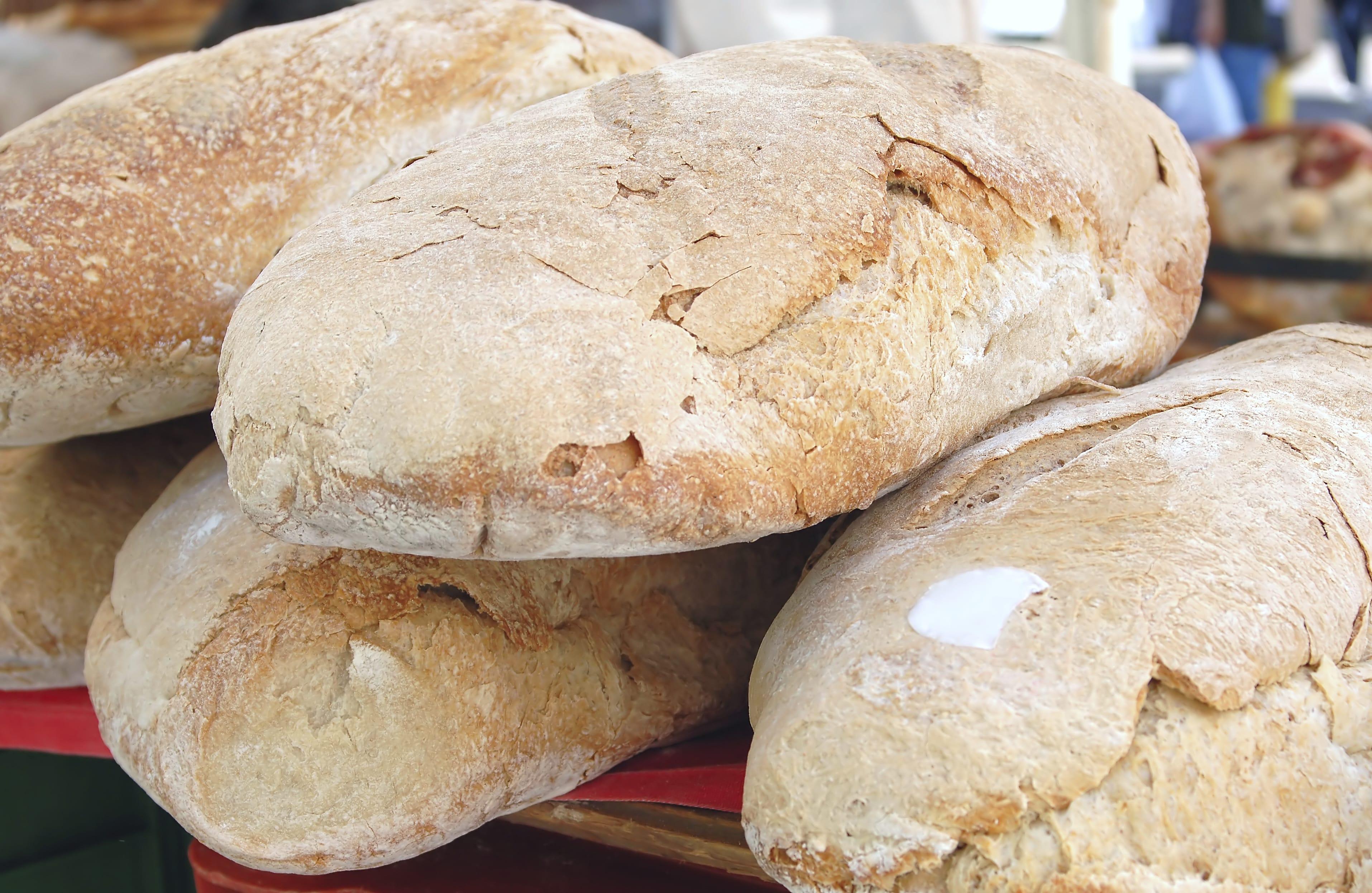 Ricetta pane fatto in casa non sprecare for Piani casa semplice da costruire