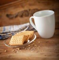 biscotti semplici per fare colazione o merenda
