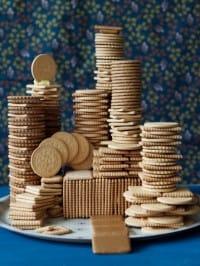 Ricette di biscotti: ecco quelli  di pastafrolla