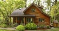 Case, palazzi e perfino grattacieli in legno: tutti i vantaggi. Non solo ambientali