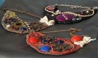 Bijox fai da te con materiale riciclato: le collane