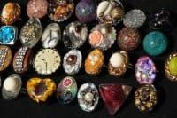 Gli anelli realizzati dalla nostra lettrice Anna