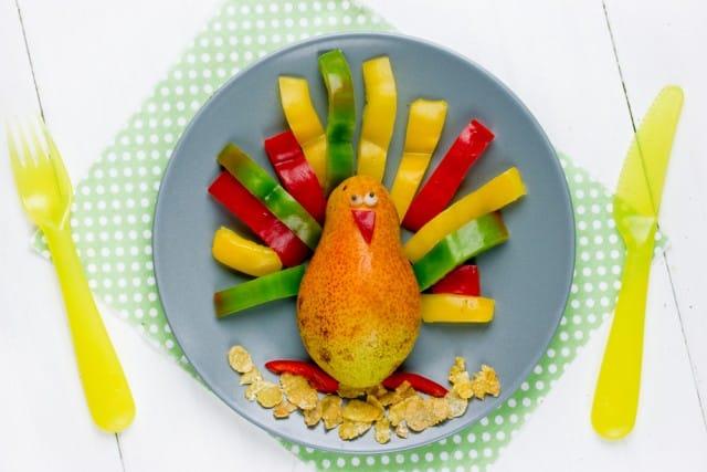 Ricette creative con frutta e verdura