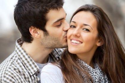 baciarsi fa bene