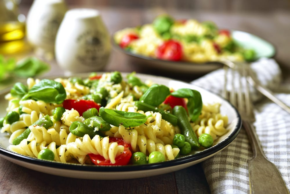 Ricette con pasta avanzata non sprecare for Ricette risotti veloci