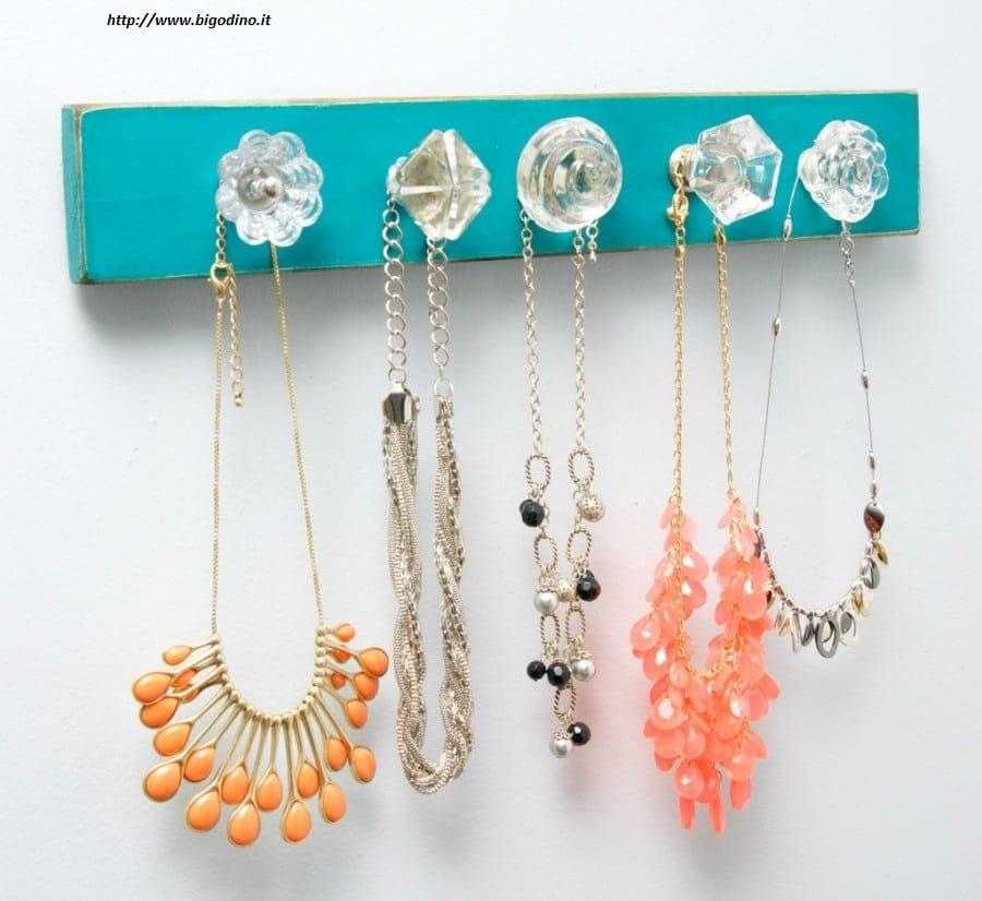 Porta bijoux fai da te non sprecare - Come fare un porta lettere ...