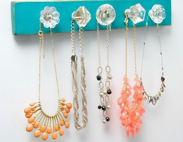 Porta bijoux fai da te non sprecare - Porta gioielli fai da te ...