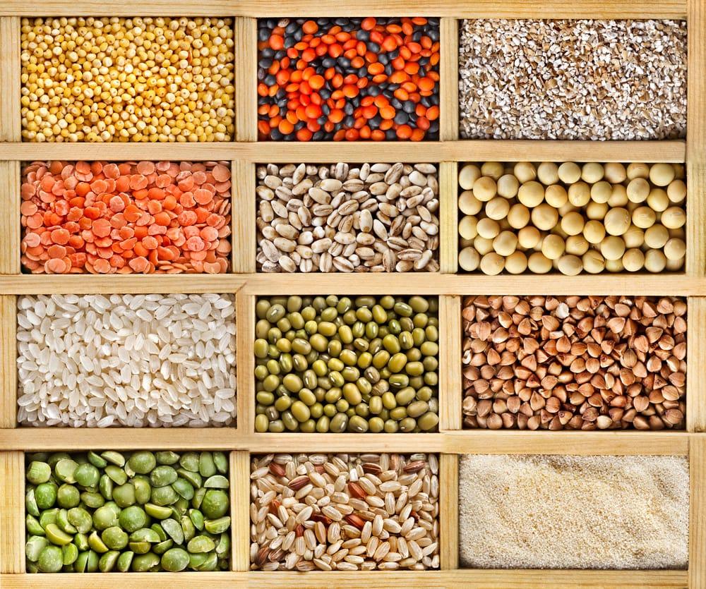 Proteine vegetali: i 10 alimenti che ne contengono di più