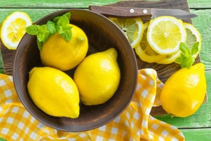 come conservare i limoni a lungo