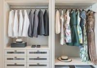 Come tenere sempre in ordine l'armadio: il metodo 333