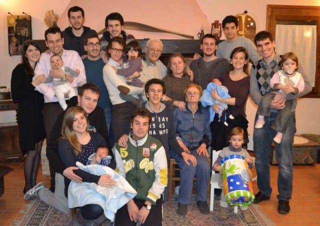 Una mamma di 10 figli racconta i segreti di una famiglia numerosa