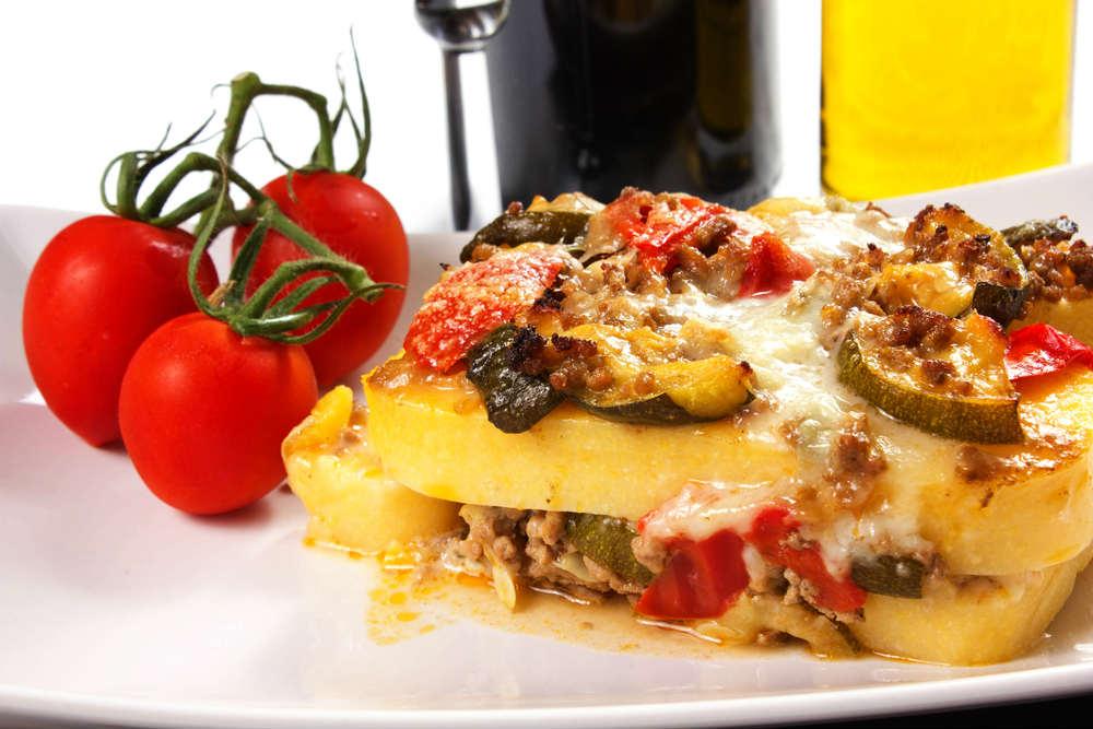 ricetta polenta pasticciata