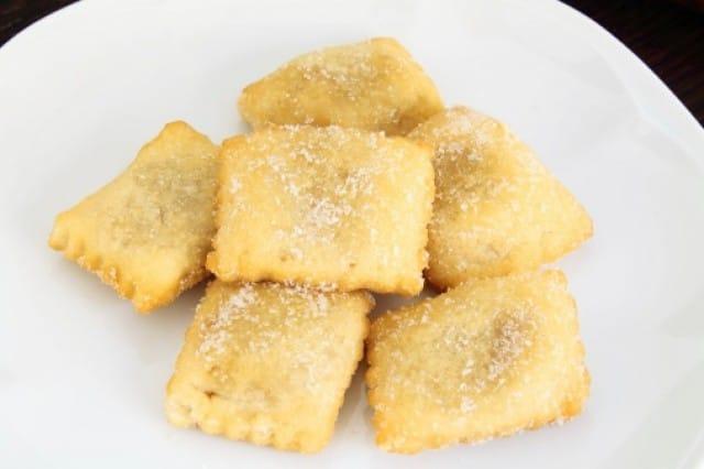 Ravioli dolci di Carnevale: la ricetta con crema di ricotta e cannella