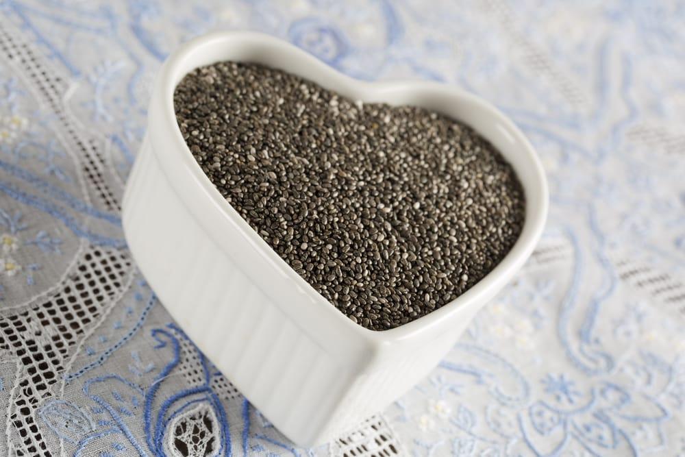 Benefici dei semi di chia