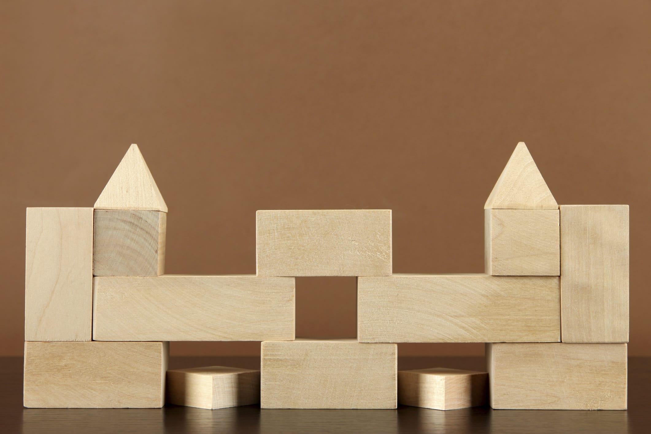 Costruzioni in legno per bambini aiutano sviluppo for Costruzioni in legno
