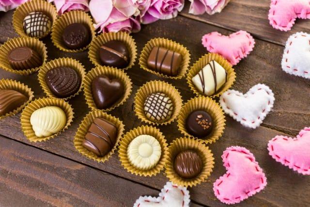 Estremamente Ricetta cioccolatini fatti in casa - Non Sprecare JA76