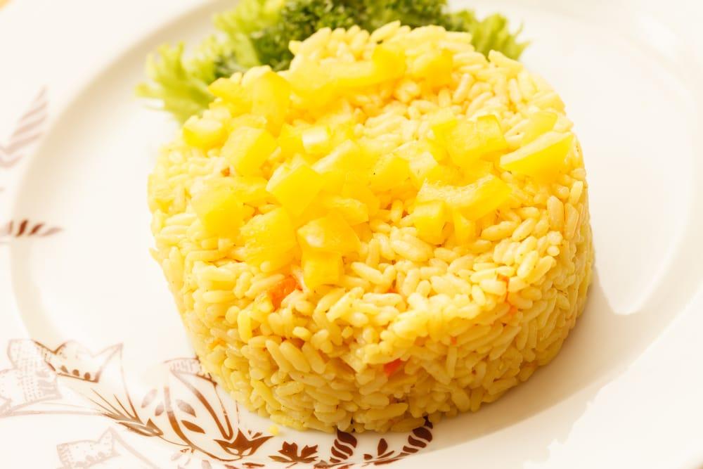 ricetta riso all'ananas