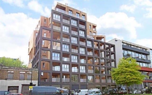 2grattacieli in legno