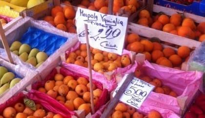 Mercato del Capo Palermo
