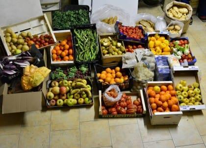 Onlus contro lo spreco di cibo