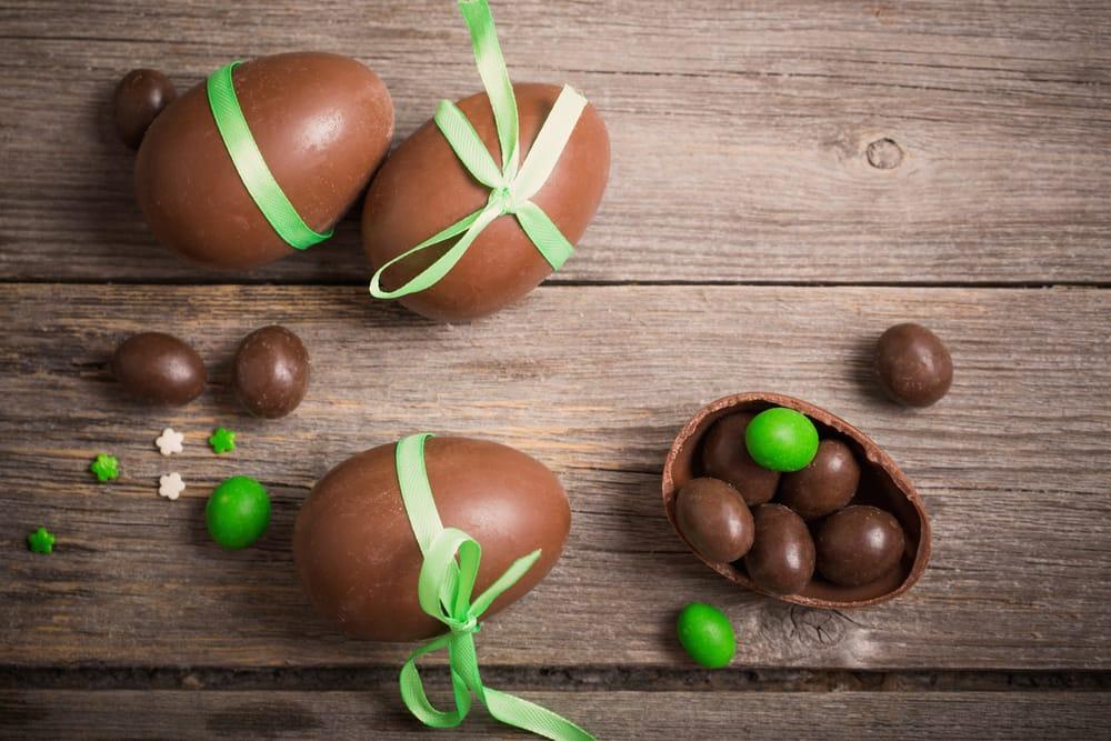 Ricetta uovo di pasqua al cioccolato non sprecare for Come fare piano casa