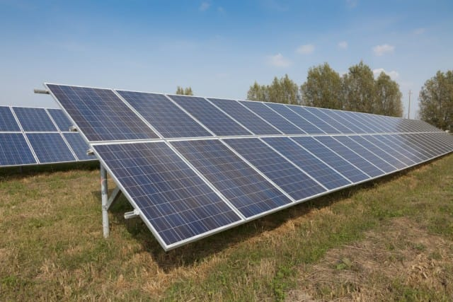 Energia solare in africa raggiunge il 5 per cento della for Pannelli solari immagini
