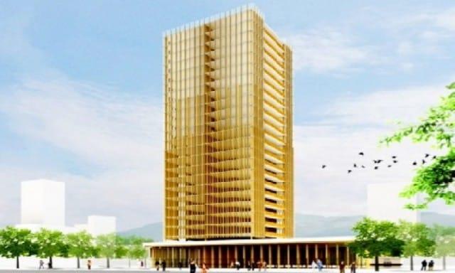 Grattacieli in legno: resistenti e ecosostenibili. Ecco dove stanno sorgendo in giro per il mondo (Foto)