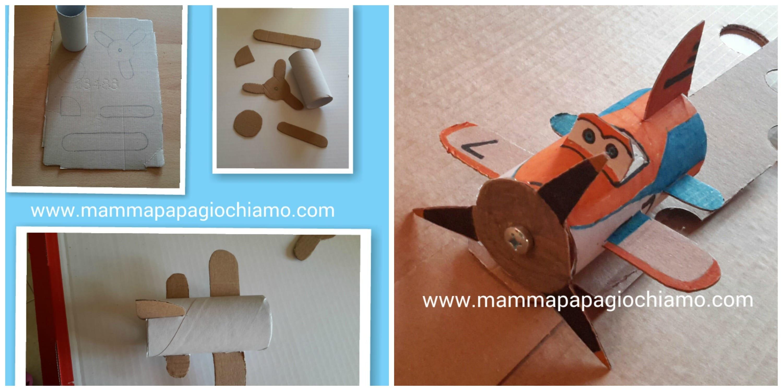 Célèbre Lavoretti per bambini con rotoli di carta igienica - Non sprecare JI63