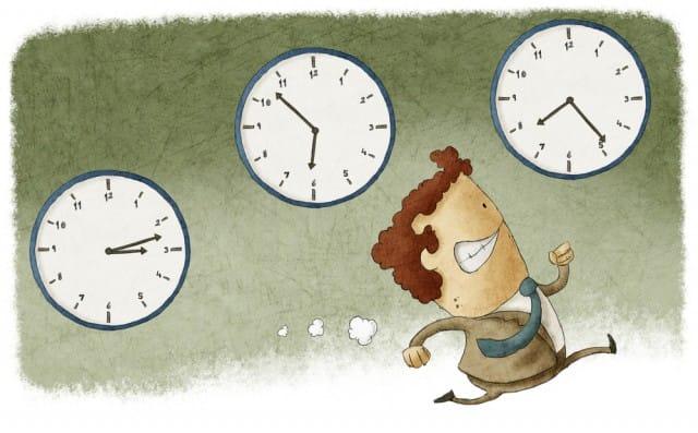 Le nostre vite sempre di fretta: ma ne vale davvero la pena? Quanto spreco...