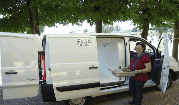 Dall'Umbria arriva la dispensa sociale: cibi pronti e freschi invenduti per chi non può permetterseli