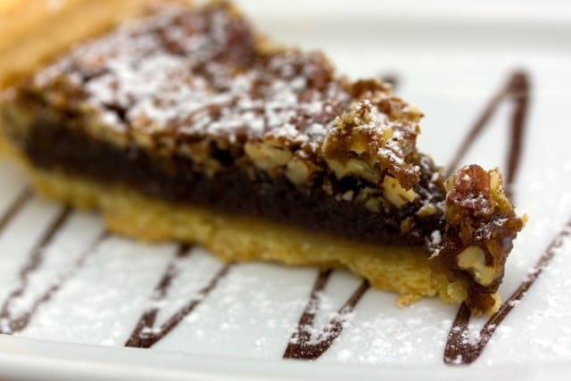 Torta pasqualina al cioccolato