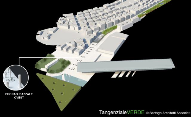 Tangenziale Verde studio Sartogo