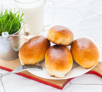 ricetta panini al latte morbidi