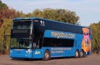 Megabus, l'autobus low cost per viaggiare solo con un euro da Roma a Milano (Foto)
