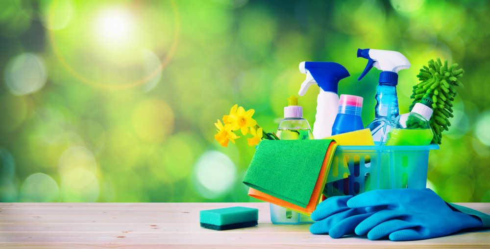 come pulire casa prima delle vacanze e