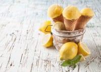 Gelato al limone: tanti modi per realizzarlo anche vegan e gluten free