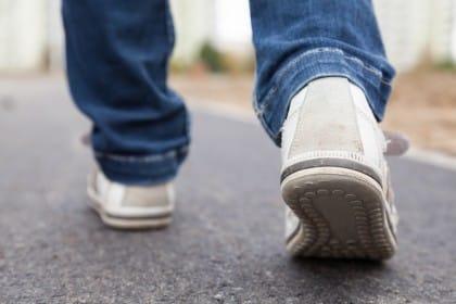 vantaggi del camminare