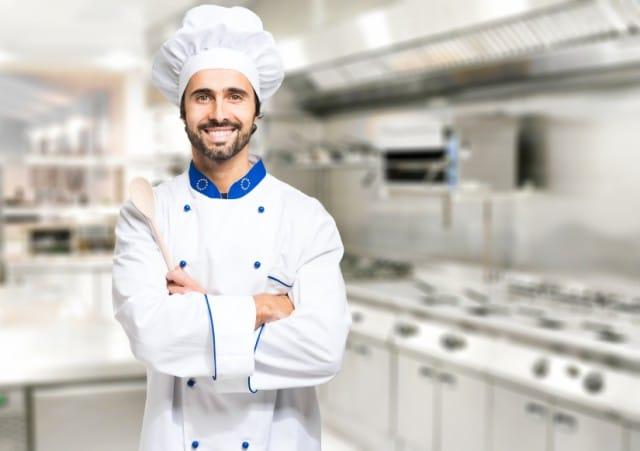 Chef in televisione non sprecare - Chef titanium con voz ...