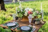 Come apparecchiare la tavola in estate: idee curiose, creative e low cost